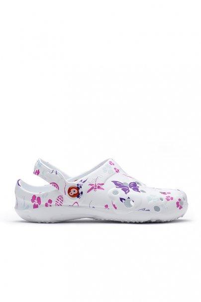 obuwie-medyczne-damskie Obuv Schu'zz Globule Květiny a motýli