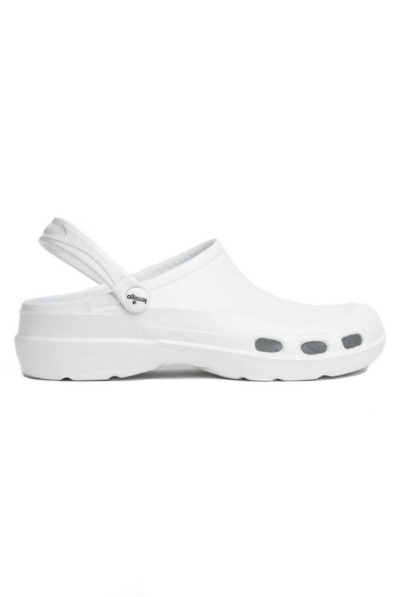 obuwie-szpitalne-1 Zdravotnická obuv Comfort Care bílá