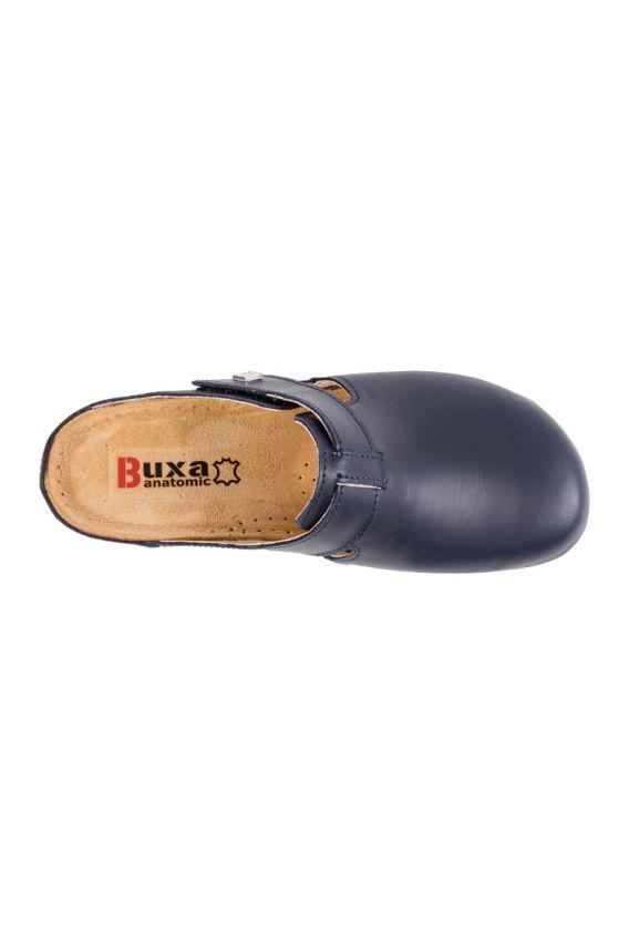 obuwie-medyczne-damskie Zdravotnická obuv Buxa Anatomic BZ240 námořnická modř