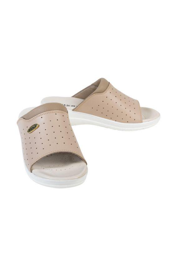 obuwie-medyczne-damskie Zdravotní obuv Buxa model Professional Med30 béžová