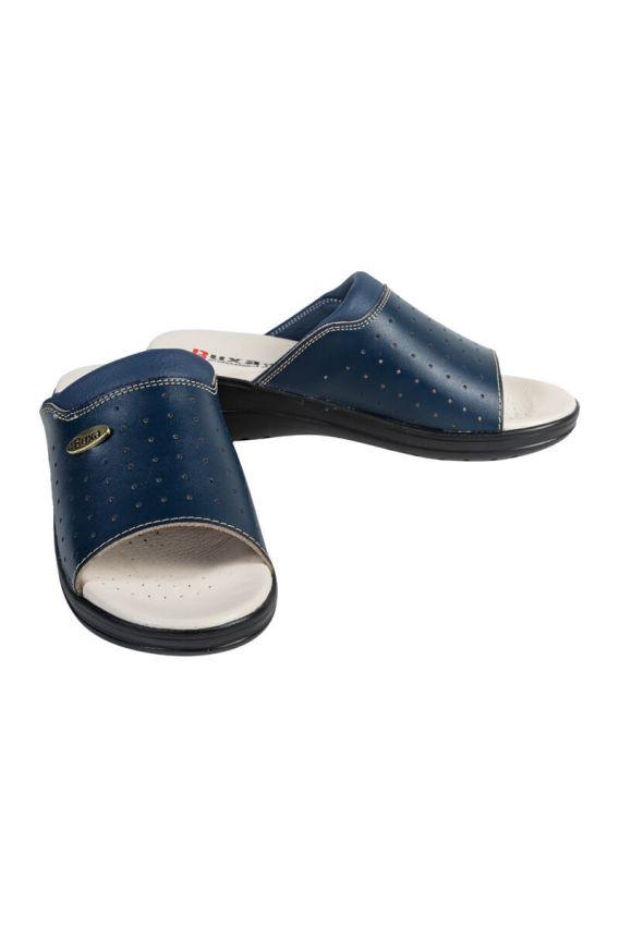 obuwie-medyczne-damskie Zdravotní obuv Buxa model Professional Med30 námořnická modř