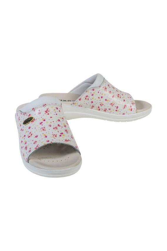 obuwie-medyczne-damskie Zdravotní obuv Buxa model Professional Med30 mini květy gucci