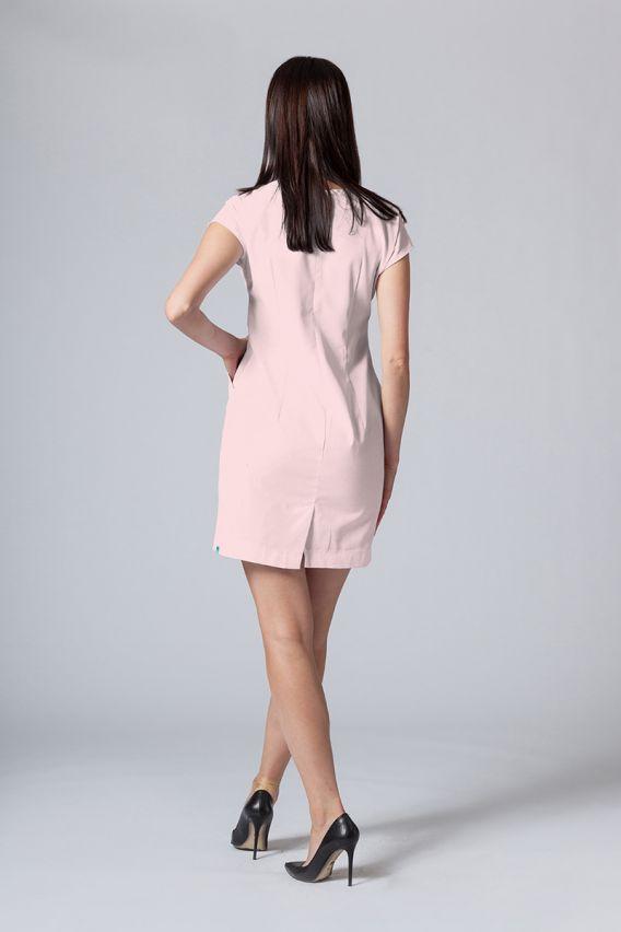 saty-1 Šaty Sunrise Uniforms Elite pudrová růžová