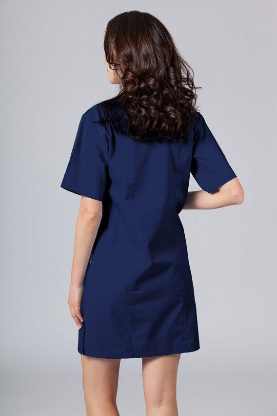 saty-1 Lékařské Klasické šaty Sunrise Uniforms tmavě modré
