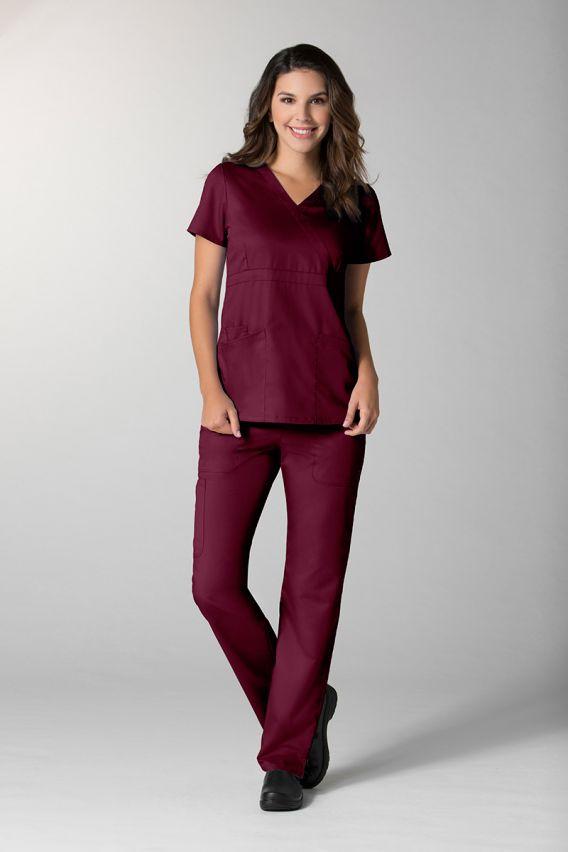 kalhoty-1-1 Dámské kalhoty Maevn EON Style třešňové