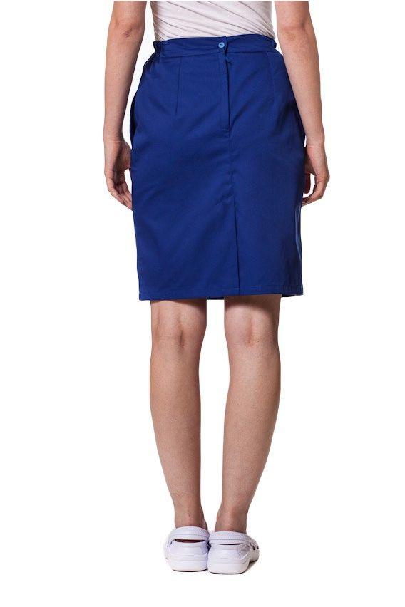 sukne-1 Sukně s kapsami Sunrise Uniforms tmavě modrá