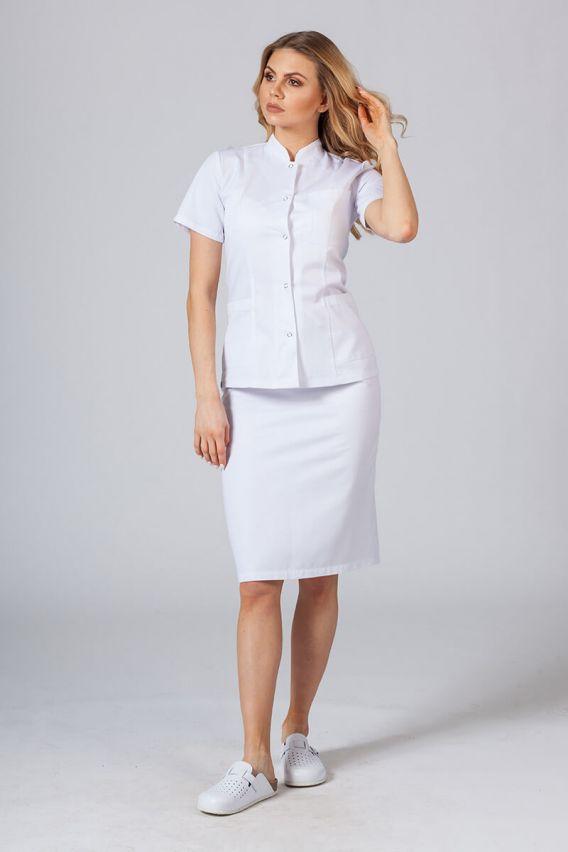saka-1 Lékařské sako 01 Sunrise Uniforms bílé