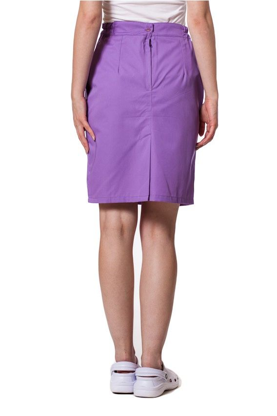sukne-1 Sukně s kapsami Sunrise Uniforms fialová