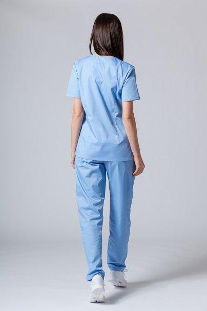 komplety-medyczne-damskie Zdravotnická souprava Sunrise Uniforms modrá