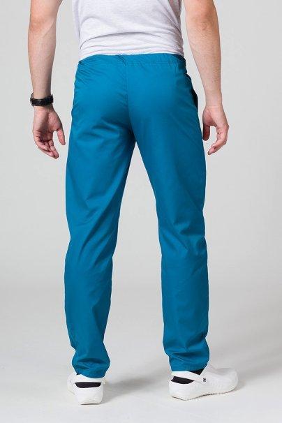 kalhoty-2 Univerzální lékařské kalhoty Sunrise Uniforms karibské modré
