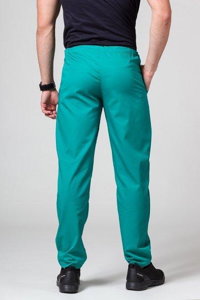 kalhoty-2 Univerzální lékařské kalhoty Sunrise Uniforms zelené