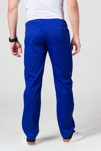 spodnie-medyczne-meskie Univerzální lékařské kalhoty Sunrise Uniforms tmavě modré