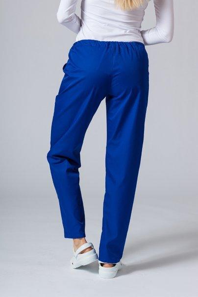 spodnie-medyczne-damskie Univerzální lékařské kalhoty Sunrise Uniforms tmavě modré