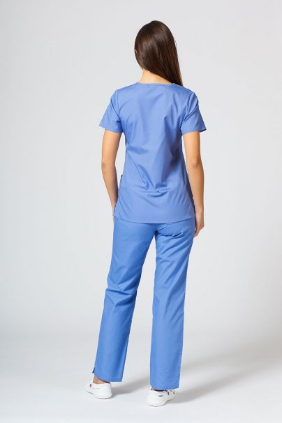 komplety-medyczne-damskie Zdravotnická souprava Maevn Red Panda klasicky modrá