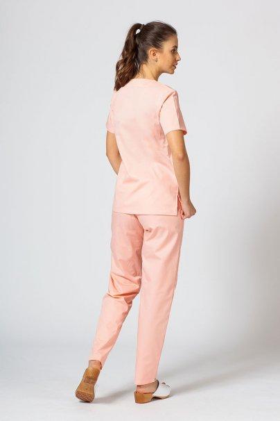 komplety-medyczne-damskie Zdravotnická souprava Sunrise Uniforms lososová