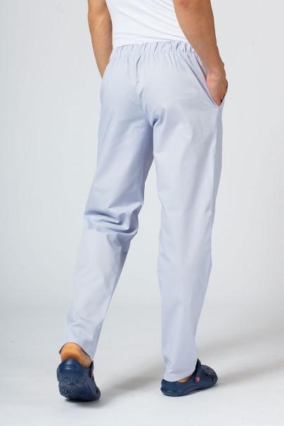 kalhoty-2 Univerzální lékařské kalhoty Sunrise Uniforms světle šedé