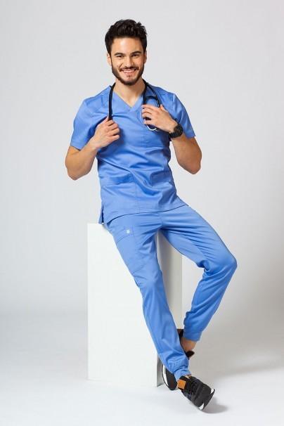 kalhoty-2 Lékařské kalhoty Maevn Matrix Men klasicky modré