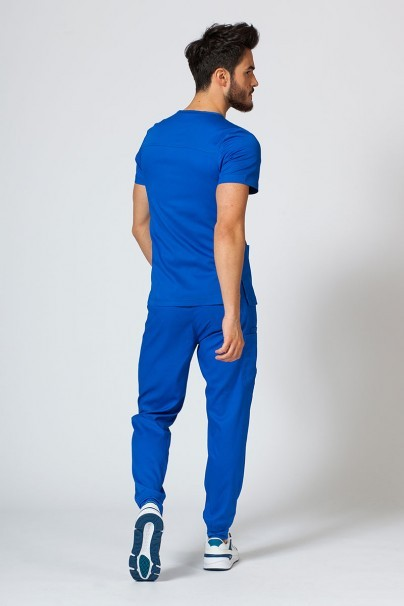 soupravy-1 Pánská zdravotnická souprava Maevn Matrix Men Jogger královsky modrá