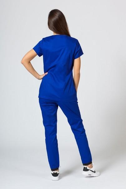 soupravy Zdravotnická souprava Sunrise Uniforms Active tmavě modrá (s halenou Kangaroo - elastic)