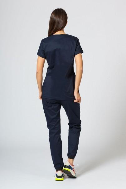 soupravy Zdravotnická souprava Sunrise Uniforms Active námořnická modř (s halenou Kangaroo - elastic)