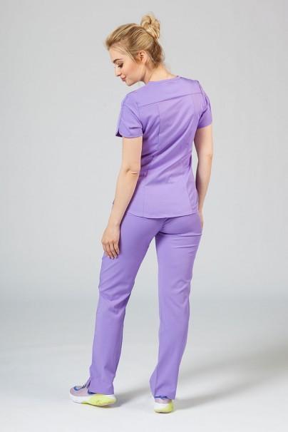 soupravy Lékařská souprava Adar Uniforms Yoga levandulová (s halenou Modern - elastic)