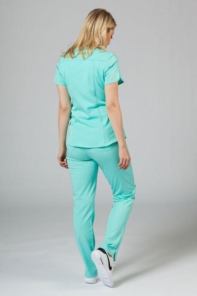 soupravy Lékařská souprava Adar Uniforms Yoga aqua (s halenou Modern - elastic)