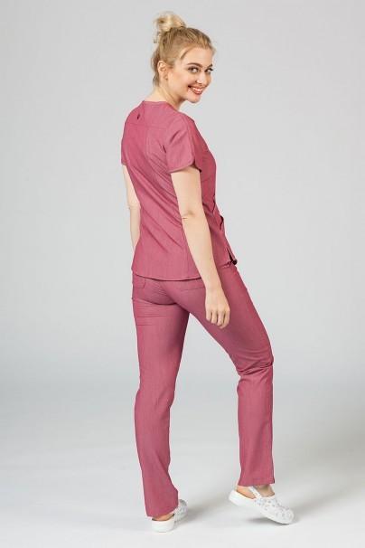 soupravy Lékařská souprava Adar Uniforms Yoga vřesová (s halenou Modern - elastic)