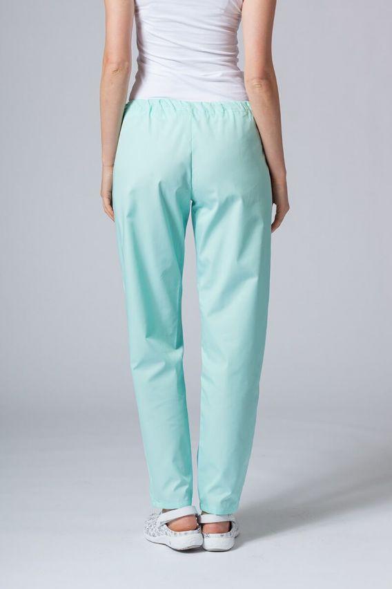 kalhoty-1-1 Univerzální lékařské kalhoty Sunrise Uniforms mátové