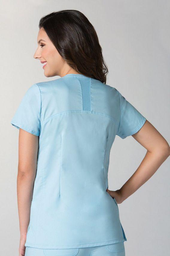 bluzy-medyczne-damskie Lékařská halena Maevn EON Classic sky blue