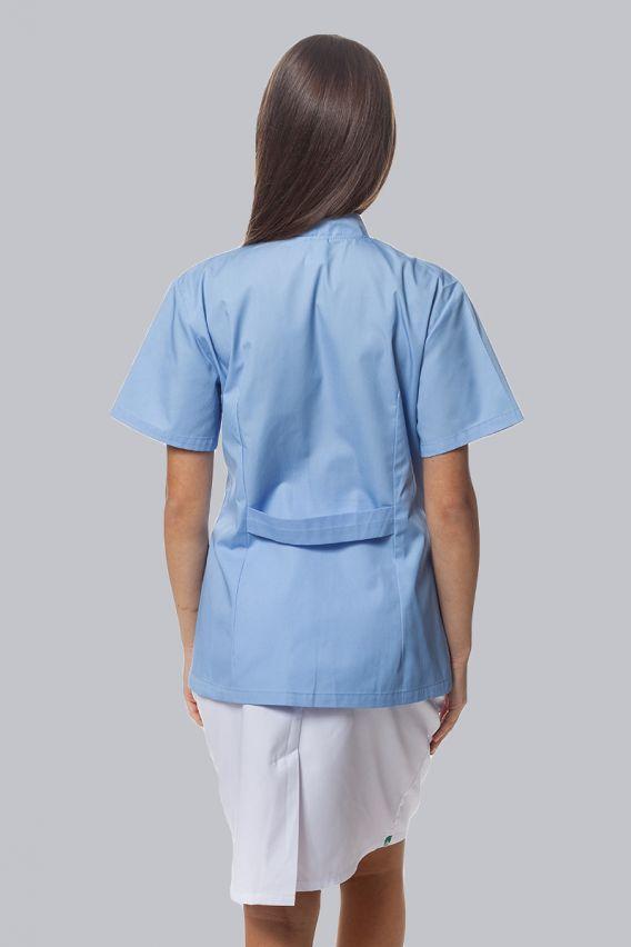 saka-1 Lékařské sako 01 Sunrise Uniforms modrě