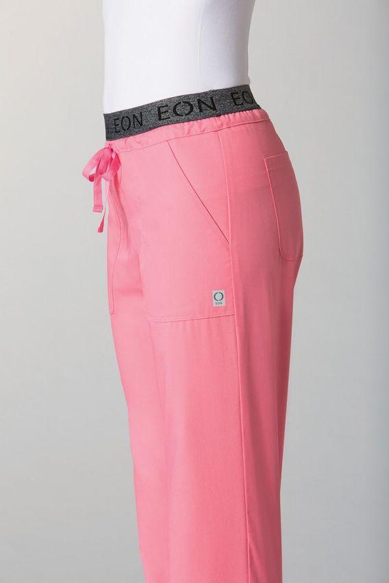 kalhoty-1-1 Lékařské kalhoty Maevn EON Style růžové