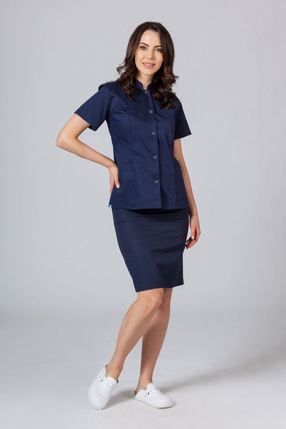 zakiety Lékařské sako 01 Sunrise Uniforms námořnická modř