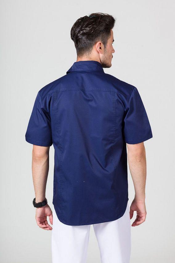 bluzy-medyczne-meskie Lékařská mikina Sunrise Uniforms námořnická modř