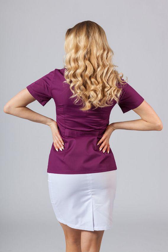zakiety Lékařské sako 02 Sunrise Uniforms lilkové
