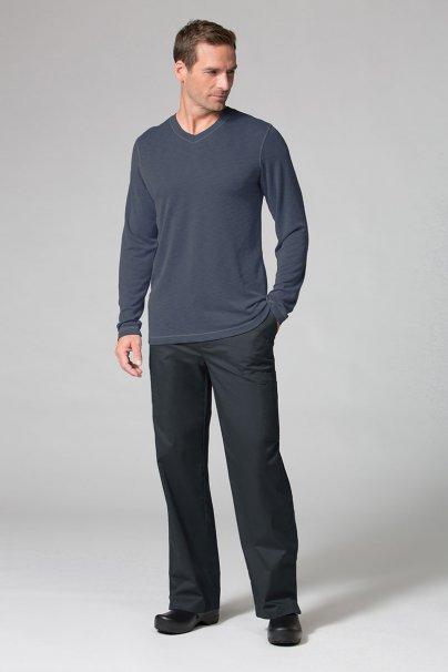 s-kratkym-rukavem Pánské tričko s dlouhým rukávem Maevn Modal námořnická modř