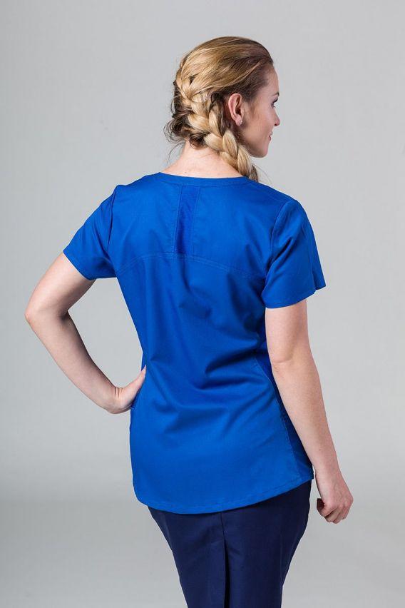 bluzy-medyczne-damskie Lékařská halena Maevn EON Sporti královsky modrá
