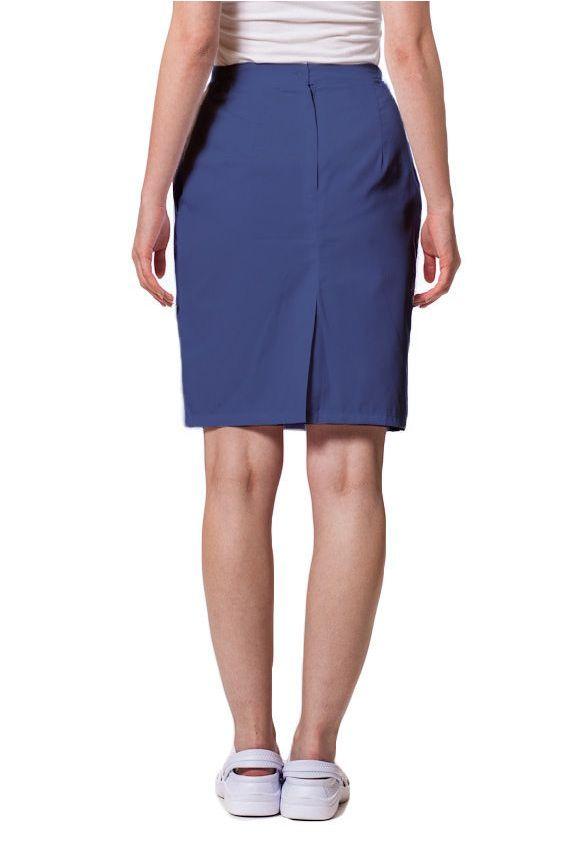 sukne-1 Sukně s kapsami Sunrise Uniforms námořnická modř