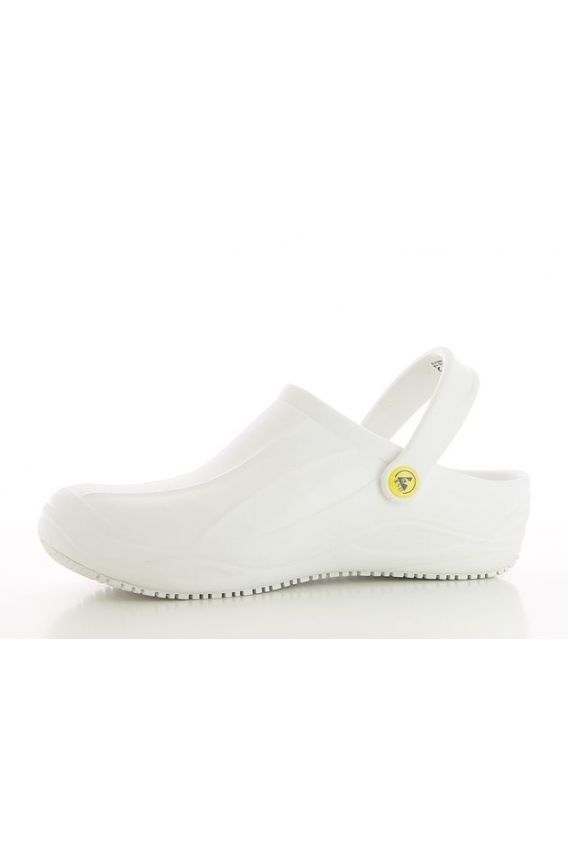 lekarska-obuv-2 Lékařská obuv Oxypas Smooth bílá