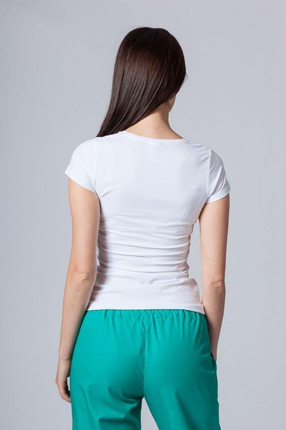 koszulki-medyczne-damskie Dámské tričko bílé