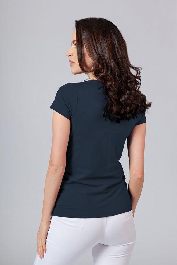 polo-damskie Dámské tričko - námořnická modř