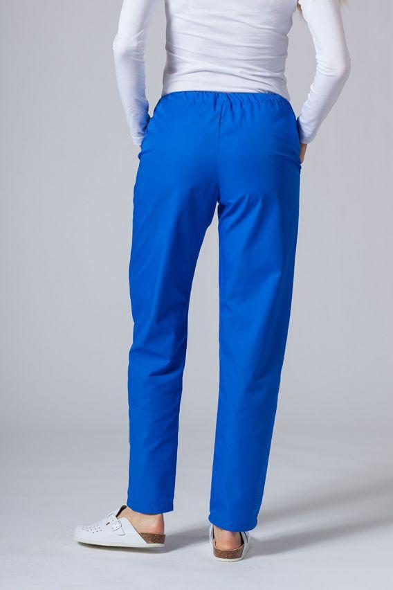 spodnie-medyczne-damskie Univerzální lékařské kalhoty Sunrise Uniforms královsky modré