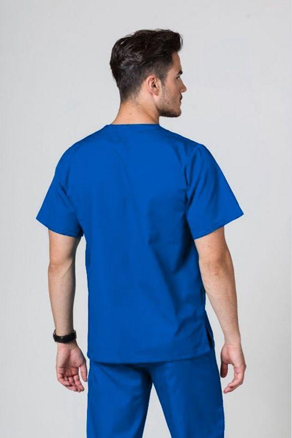 bluzy-medyczne-meskie Univerzální lékařská mikina Sunrise Uniforms královsky modrá