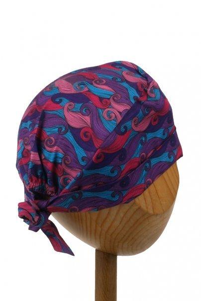 cepice-2 Zdravotnická zavinovací čepice Sunrise Uniforms Style Unisex vlny