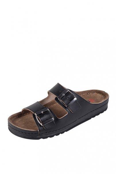 obuwie-medyczne-damskie Zdravotní obuv Buxa model Memory BZ110 černá