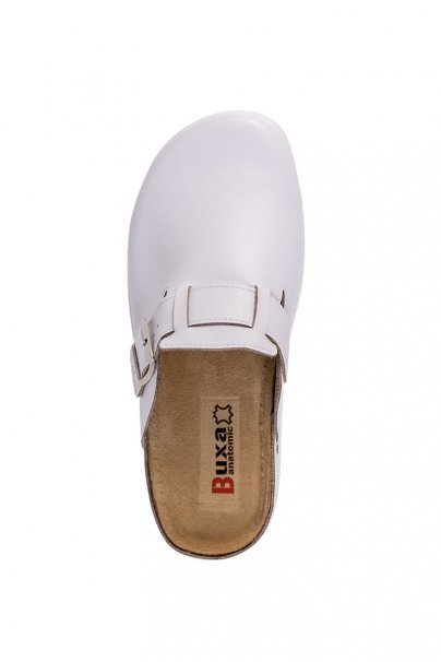 lekarska-obuv-3 Zdravotní obuv pro muže Buxa Anatomic BZ420 bílá