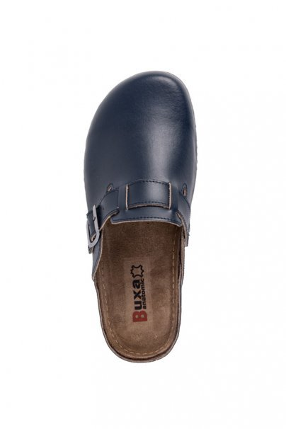lekarska-obuv-3 Zdravotní obuv pro muže Buxa Anatomic BZ420 námořnická modř