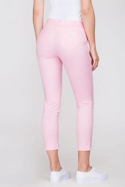 kalhoty-1-1 Dámské úplé zdravotnické kalhoty Vena lososové