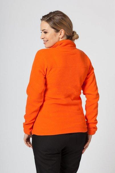 bluzy-polarowe-damskie Dámská mikina Malfini oranžová