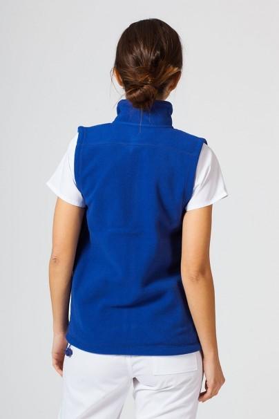 mikiny-2 Dámská vesta Malfini tmavě modrá