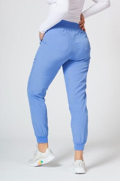 kalhoty-1-1 Dámské kalhoty Maevn Matrix Impulse Jogger klasicky modré
